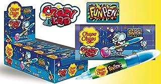 Chupa Chups Crazy Lab Fun Lollipop Pens - 144 Packs