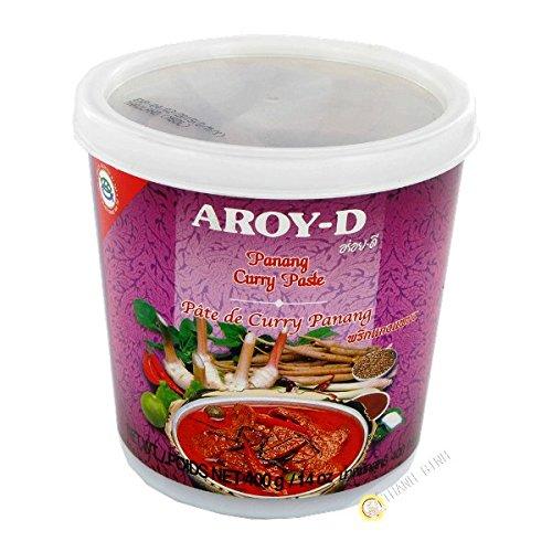 Pasta Curry Panang Aroy-D 400gr