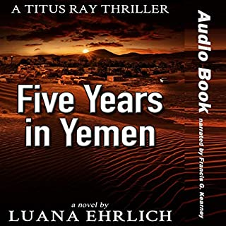 Five Years in Yemen cover art