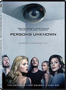 Persons Unknown: Season 1