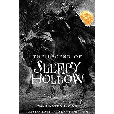 the legend of sleepy hollow hardcover