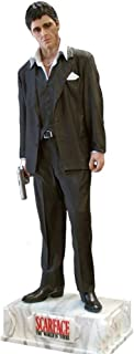LM Treasures Scarface Gangster Tony Montana Rare Life Size Statue