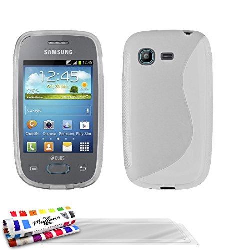 Muzzano-Custodia a Portafoglio Per Samsung Galaxy Pocket Neo