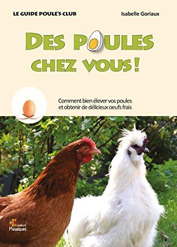 Des poules chez vous ! Élever des poules avec Poule's Club