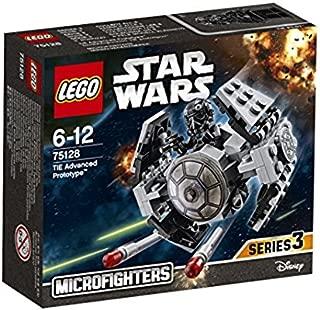 Lego Star Wars Microfighters Series TIE Advanced Prototype (75128)