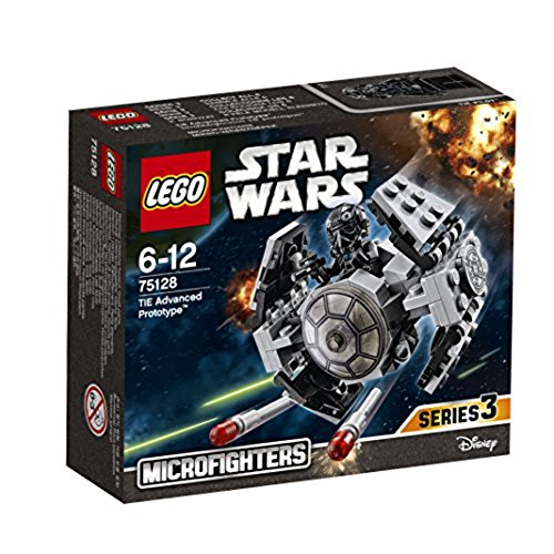 LEGO STAR WARS - Tie Advanced Prototype (75128)