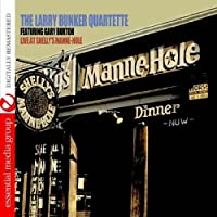 Live at Shelly's Manne-Hole by Larry Bunker