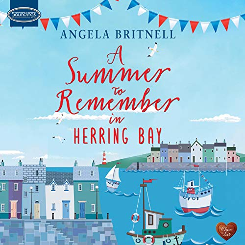 A Summer to Remember in Herring Bay cover art