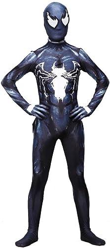 garantía de crédito Werty Cosplay Ropa Ropa Ropa Venom Symbiote Anime Medias De Disfraces Cosplay Ropa Navidad Halloween Vestido Adultos Niños Desgaste Kid-S  ahorra hasta un 30-50% de descuento