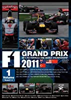 F1 GRAND PRIX 2011 Vol.1  Round. 1-4 [DVD]