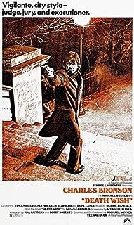Death Wish - 1974 - Movie Poster