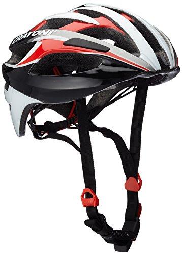 Cratoni Fahrradhelm C-Breeze - Casco de Ciclismo Multiuso, Color Negro, Talla 53-56 cm