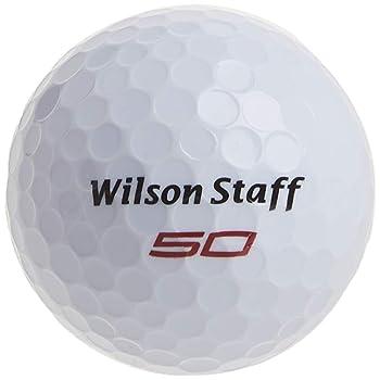 Wilson Golf Staff Fifty Elite Balls