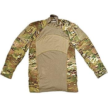 米軍放出品 実物 MASSIF コンバットシャツ マルチカム L ARMY 陸軍 官給品 [並行輸入品]