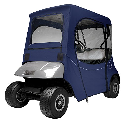 team golf golf carts Classic Accessories Fairway Golf Cart FadeSafe Enclosure for E-Z-Go