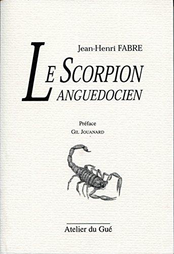 Le scorpion languedocien PDF Books