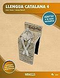 Llengua catalana 4t ESO. Llibre de l'alumne i Documents Web: Adaptat a la nova normativa (Arrels)...