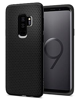 Spigen Liquid Air Armor Designed for Samsung Galaxy S9 Plus Case  2018  - Matte Black