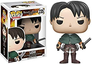Best levi pop figure Reviews