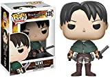 Funko- Pop Vinile Attack On Titan Levi Ackerman, 10 cm, 14196
