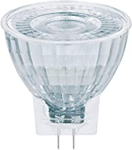 OSRAM LED Reflector lamp, Base: GU4, Warm White, 2700 K, 4.50 W, Replacement for 35 W Reflector lamp, LED Superstar MR11 1...