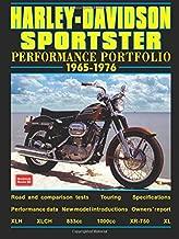 Harley-Davidson Sportsters Perfomance Portfolio 1965-1976 (Performance Portfolio)