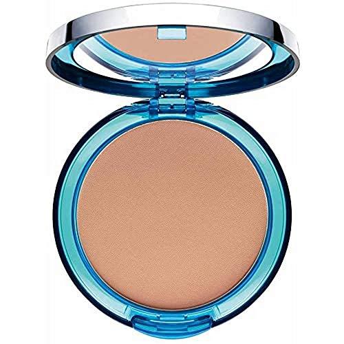 ARTDECO Sun Protection Powder Foundation SPF 50, Puder Makeup mit Sonnenschutz, Nr. 50, dark cool beige