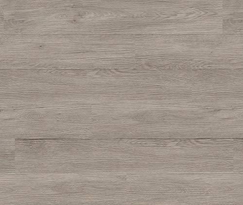HORI® Klick-Vinylboden Eiche Landhausdiele grau Basic Wuppertal elegant I für 15,98 €/m²