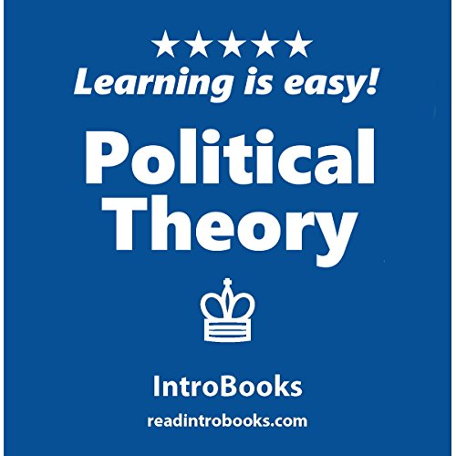 Political Theory audiobook cover art