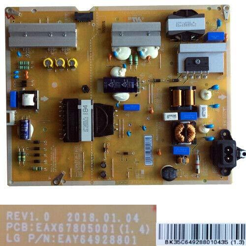 Desconocido Fuente Alimentación EAX67805001(1.4), LG 65UK6400PLF