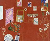 Berkin Arts Henri Matisse Giclee Canvas Print Paintings Poster Reproduction (The Red Studio)