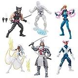 X Men Retro Marvel Legends 6-Inch Action Figures Wave 1 Case
