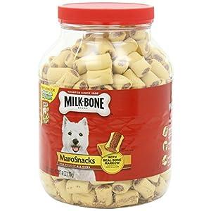 Milk-Bone MaroSnacks Dog Snacks – Small, 40-Ounce (Pack of 2)
