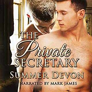 The Private Secretary                   By:                                                                                                                                 Summer Devon                               Narrated by:                                                                                                                                 Mark James                      Length: 4 hrs and 49 mins     1 rating     Overall 5.0