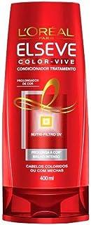 Condicionador Colorvive Elseve L'Oréal Paris 400 ml, L'Oréal Paris, 400Ml