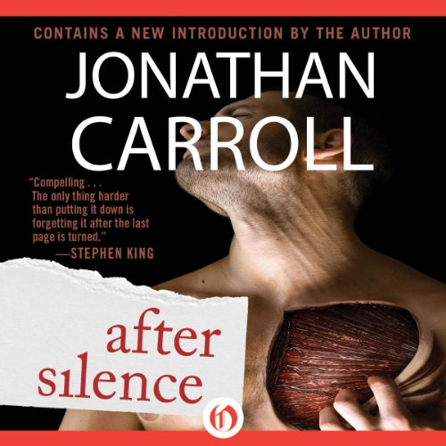 After Silence audiobook cover art