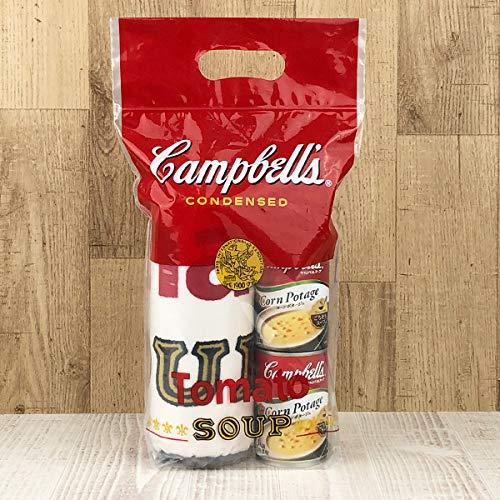 キャンベルスープ『ブランケット付きスープ缶セット 品