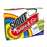 Product Image of the Shout Wipe & Go 12Ct Wipes 4 Pack, Multicolor