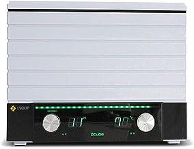 Food Dehydrator Tiered 8 Layers 42L Portable Smart Electric Food Dehydrator Machine 35°C~70°C Timing BPA Free Fruit Dryer ...
