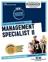Management Specialist II (Career Examination)