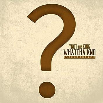 Whatcha Kno (Remix)