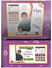 Smart Kids Math Video Tutor: Level 1 - Ages 3 - 7 Elementary VHS