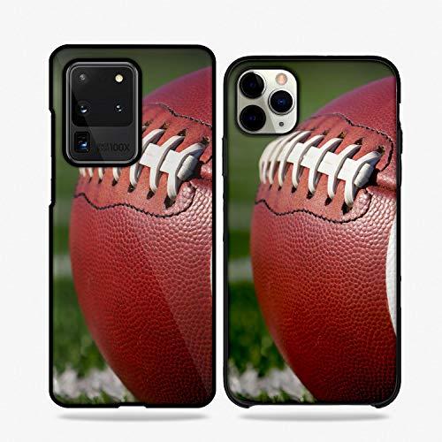 QFUNDAS Fundas De Moviles Carcasas De Moviles Funda Carcasa Modelo Diseños de Deportes, Futbol Americano Compatible con Samsung Galaxy J5 2016