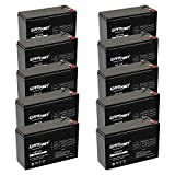 ExpertPower 12v 7ah Rechargeable Sealed Lead Acid Battery ||...