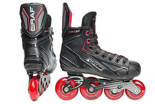 GRAF Max 9 Hockey Inliner Junior, Größe:36