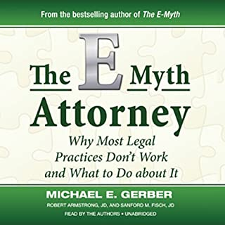 The E-Myth Attorney audiobook cover art