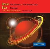 Holst/Planets/Bax/Tintagel
