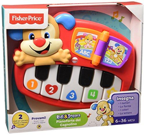 Mattel dld22 speelgoed Musical Piano speelgoed muziek - Muziekaal speelgoed (muziekdoos, piano, 6 maanden (), 36 maanden ())