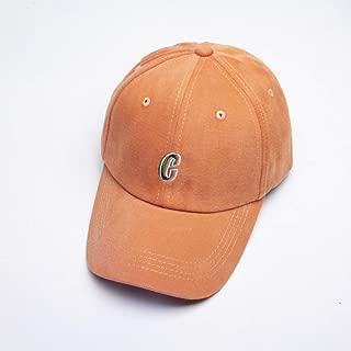 TIMWIL Women Men Embroidered Baseball Cap Unisex Adjustable Peaked Cap Summer UV Protection Sun Cap