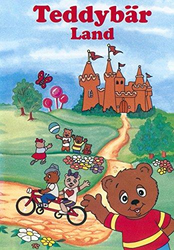 Teddybär Land - eine spannende Geschichte mit dem Namen Ihres Kindes